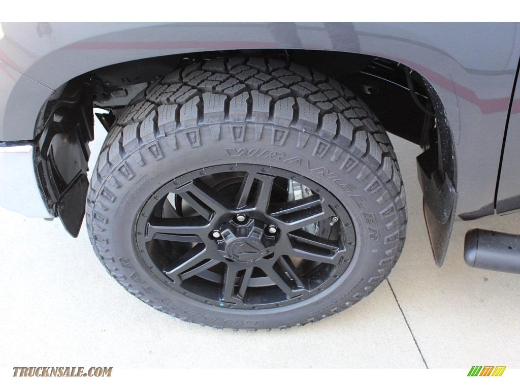 2019 Tundra TSS Off Road Double Cab 4x4 - Magnetic Gray Metallic / Graphite photo #5
