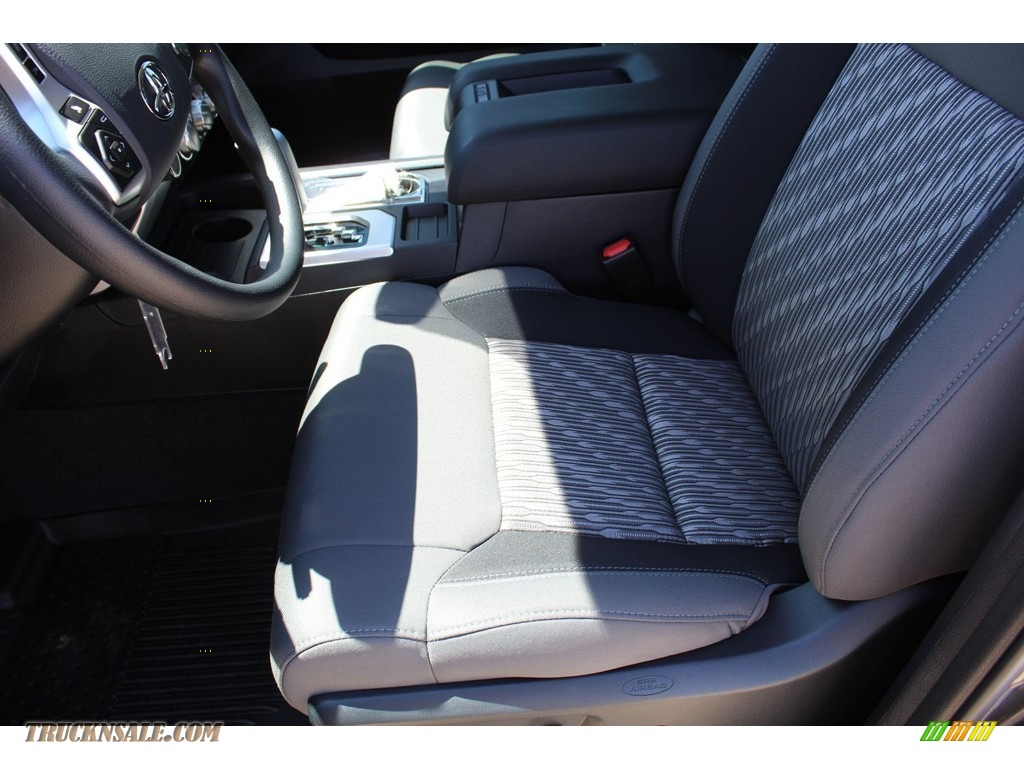 2019 Tundra TSS Off Road Double Cab 4x4 - Magnetic Gray Metallic / Graphite photo #10