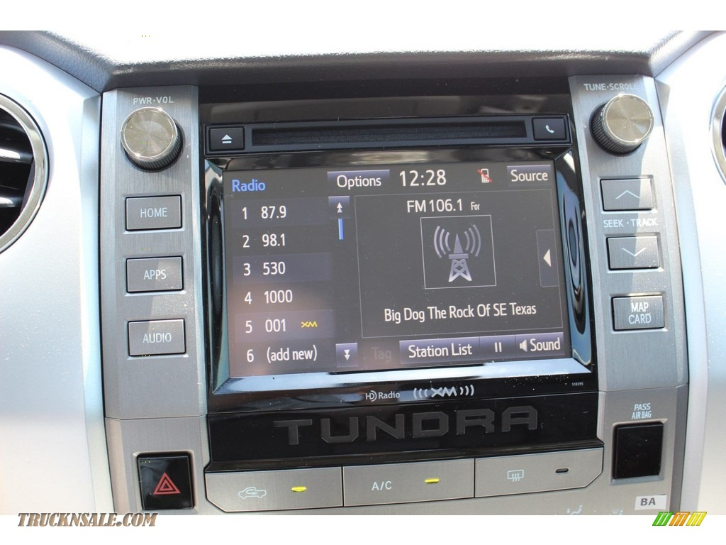 2019 Tundra TSS Off Road Double Cab 4x4 - Magnetic Gray Metallic / Graphite photo #11