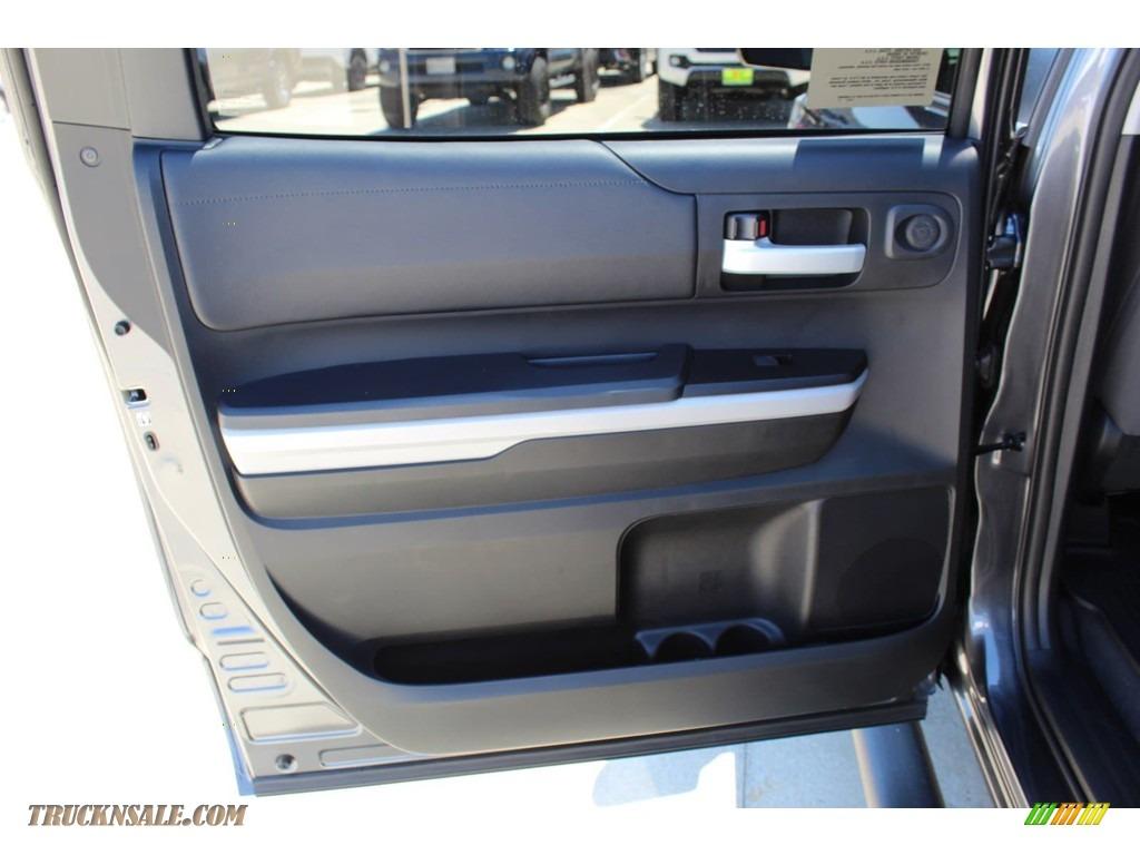 2019 Tundra TSS Off Road Double Cab 4x4 - Magnetic Gray Metallic / Graphite photo #16