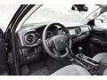 Toyota Tacoma SR Double Cab 4x4 Midnight Black Metallic photo #5