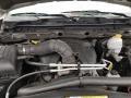 Dodge Ram 1500 ST Quad Cab 4x4 Bright Silver Metallic photo #16
