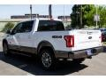 Ford F150 King Ranch SuperCrew 4x4 White Gold photo #5
