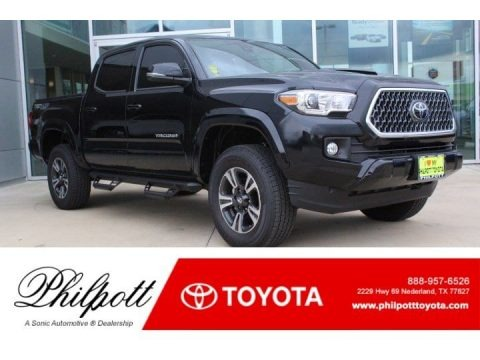 Magnetic Gray Metallic 2019 Toyota Tacoma SR5 Double Cab