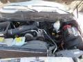Dodge Ram 1500 SLT Mega Cab 4x4 Bright Silver Metallic photo #6