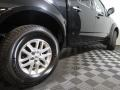 Nissan Frontier SV Crew Cab 4x4 Magnetic Black photo #14