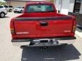 GMC Sierra 1500 Work Truck Regular Cab Fire Red photo #4
