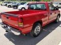 GMC Sierra 1500 Work Truck Regular Cab Fire Red photo #5