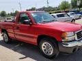 GMC Sierra 1500 Work Truck Regular Cab Fire Red photo #6