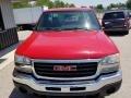 GMC Sierra 1500 Work Truck Regular Cab Fire Red photo #7