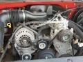 GMC Sierra 1500 Work Truck Regular Cab Fire Red photo #15