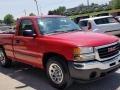 GMC Sierra 1500 Work Truck Regular Cab Fire Red photo #18