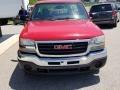 GMC Sierra 1500 Work Truck Regular Cab Fire Red photo #19