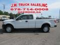 Ford F150 XL SuperCab 4x4 Oxford White photo #2