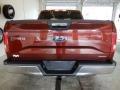 Ford F150 XLT SuperCrew 4x4 Bronze Fire Metallic photo #6