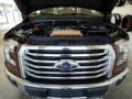 Ford F150 XLT SuperCrew 4x4 Bronze Fire Metallic photo #14