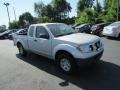 Nissan Frontier S King Cab Brilliant Silver photo #4