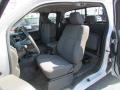 Nissan Frontier S King Cab Brilliant Silver photo #13