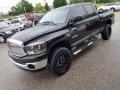 Dodge Ram 1500 SLT Quad Cab 4x4 Brilliant Black Crystal Pearl photo #8