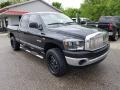 Dodge Ram 1500 SLT Quad Cab 4x4 Brilliant Black Crystal Pearl photo #27