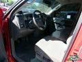 Dodge Ram 2500 SLT Quad Cab 4x4 Flame Red photo #5