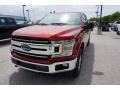 Ford F150 XLT SuperCab 4x4 Ruby Red photo #1