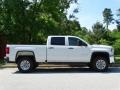 GMC Sierra 2500HD Crew Cab 4WD Summit White photo #2