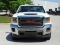 GMC Sierra 2500HD Crew Cab 4WD Summit White photo #4