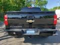 Chevrolet Silverado 1500 Custom Crew Cab 4x4 Black photo #7