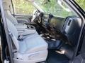 Chevrolet Silverado 1500 Custom Crew Cab 4x4 Black photo #11