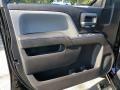 Chevrolet Silverado 1500 Custom Crew Cab 4x4 Black photo #14