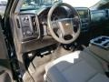 Chevrolet Silverado 1500 Custom Crew Cab 4x4 Black photo #15