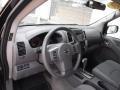 Nissan Frontier SV Crew Cab 4x4 Magnetic Black photo #12