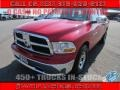 Dodge Ram 1500 ST Quad Cab Flame Red photo #1