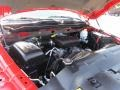 Dodge Ram 1500 ST Quad Cab Flame Red photo #55