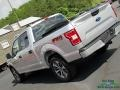 Ford F150 STX SuperCrew 4x4 Ingot Silver photo #30