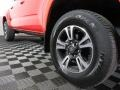 Toyota Tacoma TRD Sport Double Cab 4x4 Barcelona Red Metallic photo #3