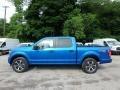 Ford F150 STX SuperCrew 4x4 Velocity Blue photo #5