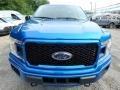 Ford F150 STX SuperCrew 4x4 Velocity Blue photo #7