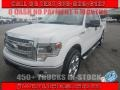 Ford F150 XLT SuperCrew Oxford White photo #1
