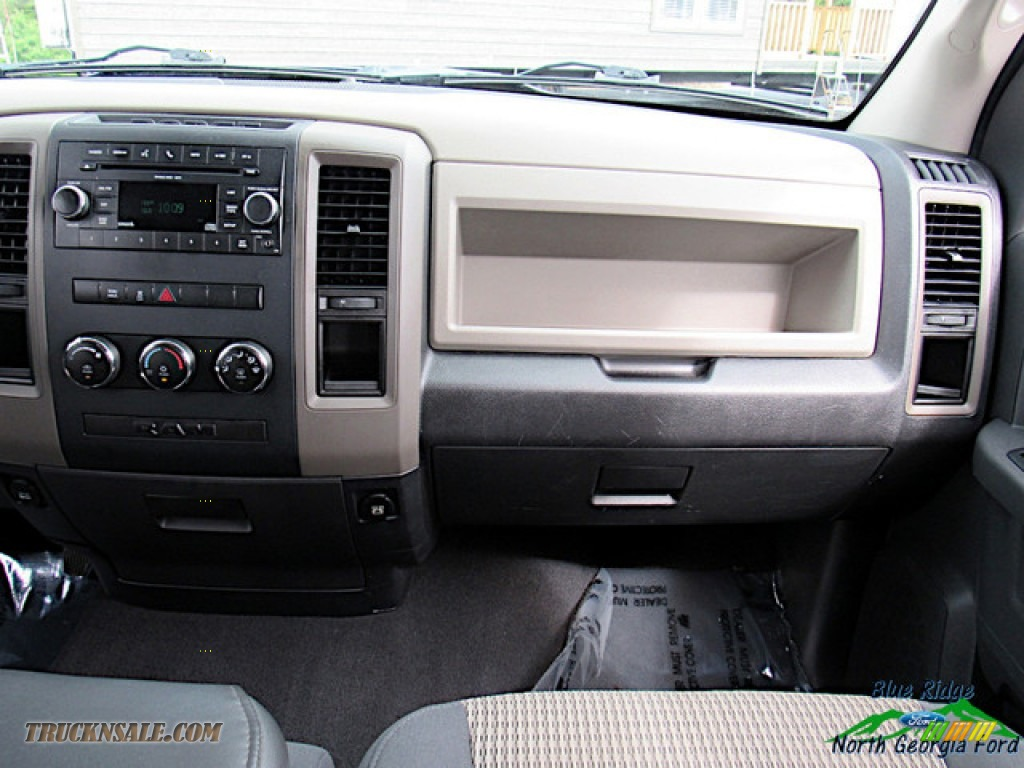 2011 Ram 1500 ST Quad Cab - Mineral Gray Metallic / Dark Slate Gray/Medium Graystone photo #17