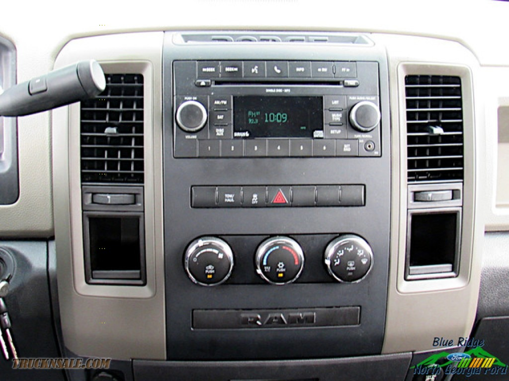 2011 Ram 1500 ST Quad Cab - Mineral Gray Metallic / Dark Slate Gray/Medium Graystone photo #19