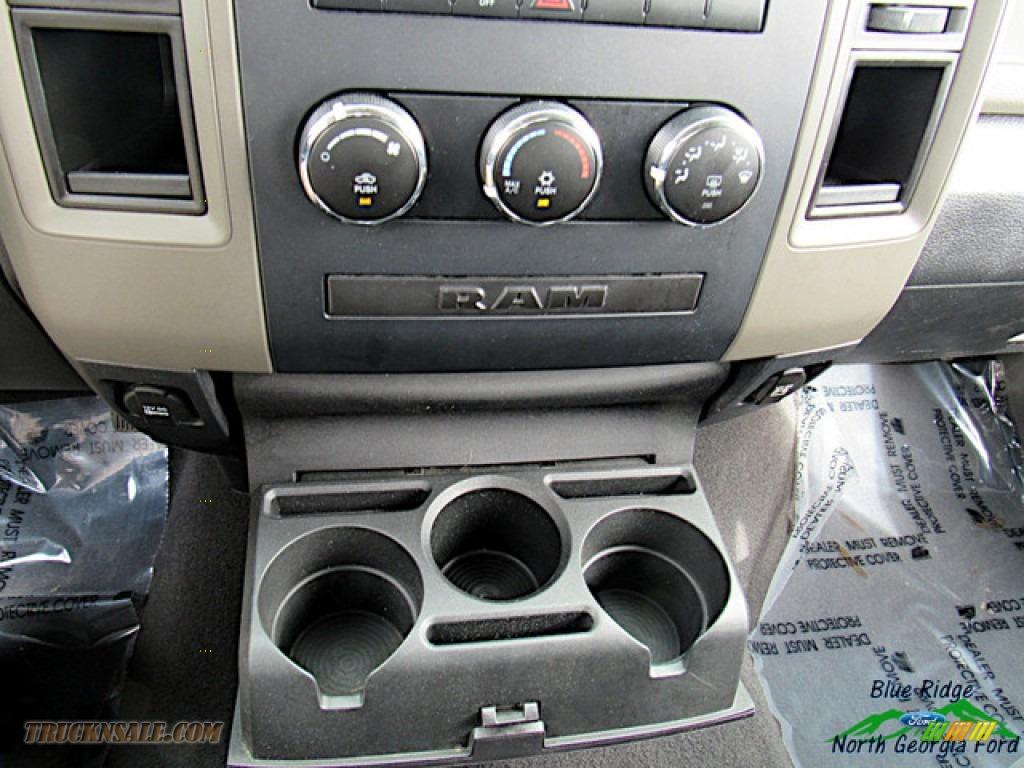 2011 Ram 1500 ST Quad Cab - Mineral Gray Metallic / Dark Slate Gray/Medium Graystone photo #22