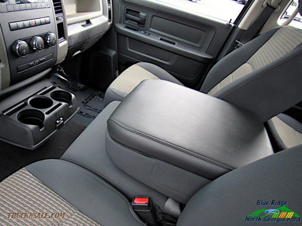 2011 Ram 1500 ST Quad Cab - Mineral Gray Metallic / Dark Slate Gray/Medium Graystone photo #24