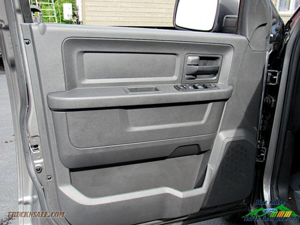 2011 Ram 1500 ST Quad Cab - Mineral Gray Metallic / Dark Slate Gray/Medium Graystone photo #25