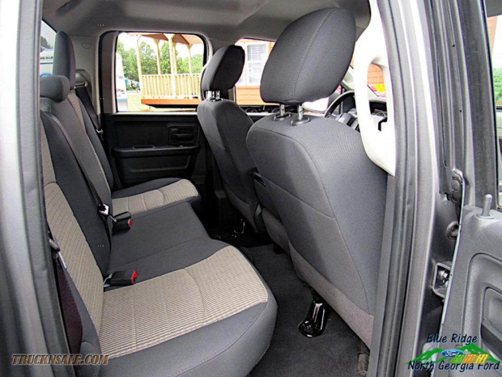 2011 Ram 1500 ST Quad Cab - Mineral Gray Metallic / Dark Slate Gray/Medium Graystone photo #28