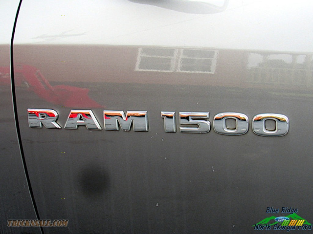 2011 Ram 1500 ST Quad Cab - Mineral Gray Metallic / Dark Slate Gray/Medium Graystone photo #33