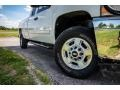 Chevrolet Silverado 2500HD LT Extended Cab 4x4 Summit White photo #2