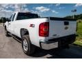 Chevrolet Silverado 2500HD LT Extended Cab 4x4 Summit White photo #6