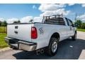 Ford F250 Super Duty XLT SuperCab 4x4 Oxford White photo #3